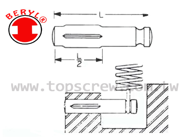 groove pin,groove pin type,groove pin threaded inserts,Groov-Pin,Grooved Dowel Pin Fasteners,top screw,pin,
