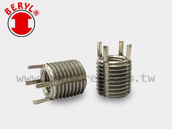 Key Locking Thread Inserts,LOKSERT,keysert,lok insert,Threaded Inserts ,Thread Restoration,keylocking insert,keensert,insert,fasteners,metal forging,rivet manufactory,manufacture