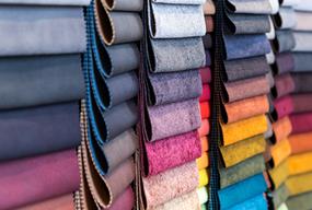 窗簾布、遮光布、防火布、直立窗簾