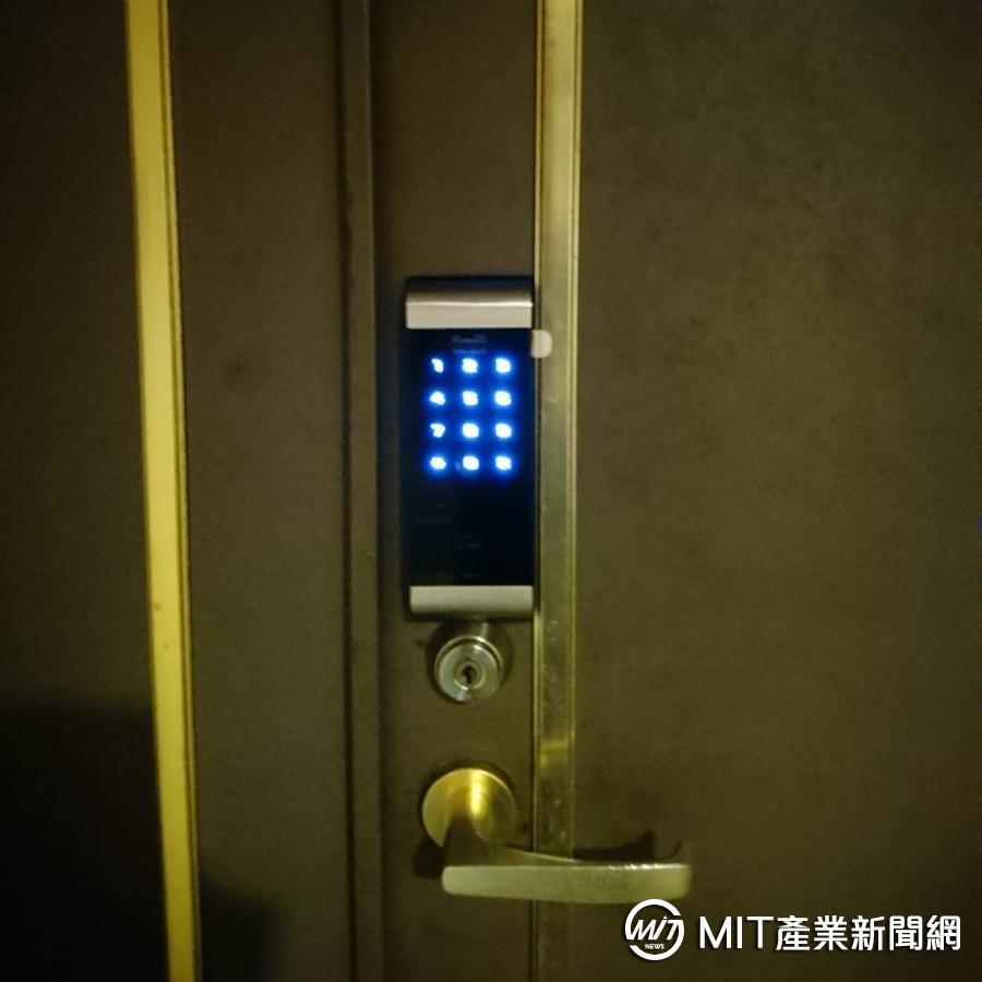 上揚刻印鎖匙店-台北電子鎖安裝